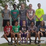 Boys Varsity Cross Country finished 1st place at Fayette Eagle Invitational