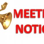 Mandatory Meeting