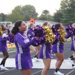 Cheerleader Photo's - Courtesy of Mrs. Scott - NHHS