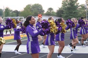 Cheerleader Photo's – Courtesy of Mrs. Scott – NHHS