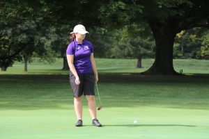Girls Golf Photo's Courtesy of Mrs. Scott – NHHS