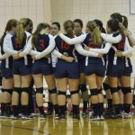 Lions Volleyball Ups Record to 5-2 with sweep of Wayne Country Day