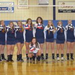 Varsity Volleyball Team Drops in 5 Games to United Faith
