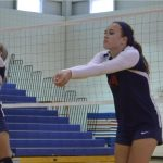 Lions Volleyball Lose Tough Battle with Hickory Christian