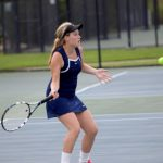 Tennis Team Dominates Southlake Christian!