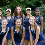 Tennis Team Prepares for State Tournament by Battle with 4A Public Mt. Tabor