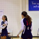 Varsity Volleyball Cruises Past FCA After Big Win at Carmel