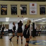 JV Volleyball Stays Undefeated; Varsity Drops to Hickory Christian