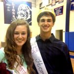 Statesville Christian Announces  Homecoming Court/King and Queen 2014