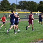 SCS Cross Country Places Third at SPAA Conference Meet