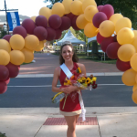 SCS Alum Ashtin Gill (2011) Named Elon Homecoming Queen!