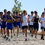 Cross Country Opens With First SPAA Meet