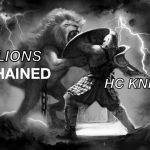 Lions Unchained Have Big Night Against Rival Hickory Christian