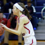 Statesville Christian School Girls Varsity Basketball beat Victory Christian Center School 52-21