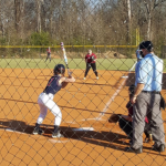 Christian Softball Defeats Burlington Christian 14-3