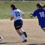 SCS Ladies Soccer Dominates Tri City