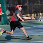 SCS Tennis Drops SPAA Matchup With Carmel