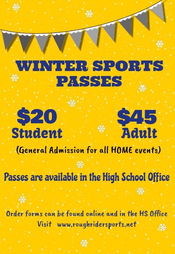 Winter Sports Passes
