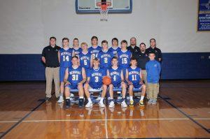 V, JV & Freshman Boys Basketball 2017-2018