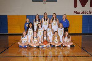 MS Girls Basketball 2017-2018