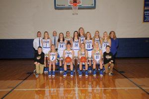 V/JV Girls Basketball 2017-2018