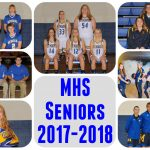 MHS Winter Senior Athletes
