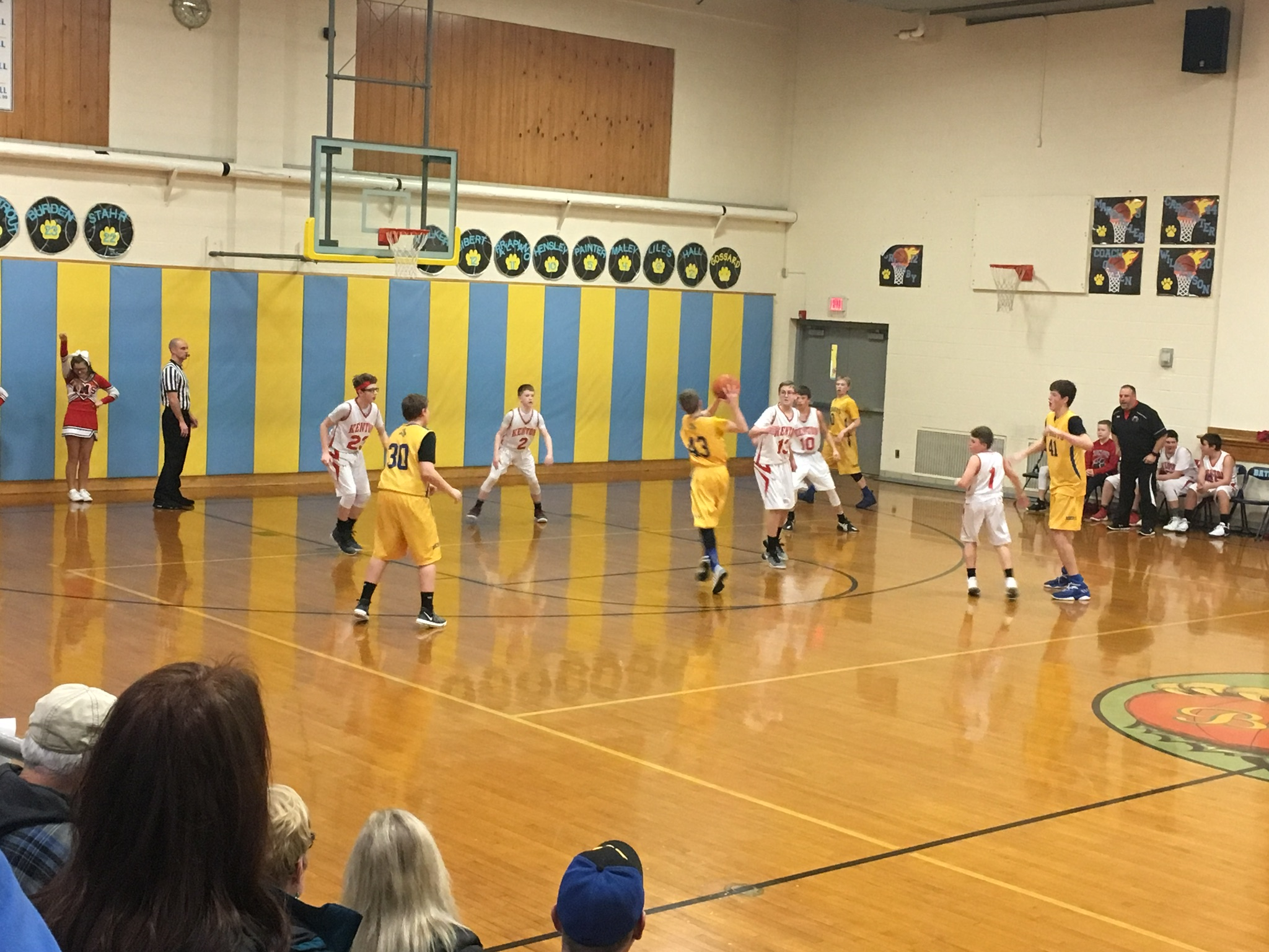 7th Boys Basketball Tournament
