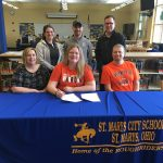 Wicker signs with Indiana Tech