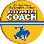 Roughrider Coach Appreciation Night