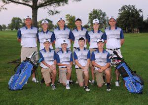 JV/V Golf Teams