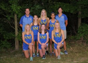 Boys/Girls Cross Country Teams