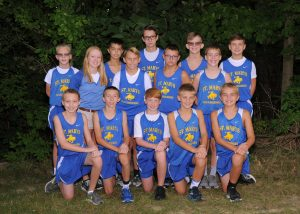 MS Boys/Girls CC teams