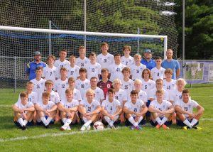 JV/V Boys Soccer Team