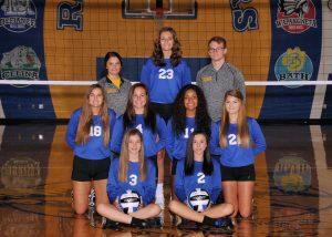 9th/JV/V Volleyball Teams