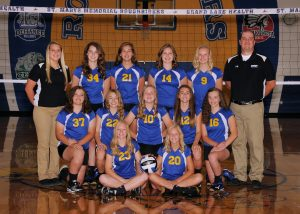 7th/8th Volleyball Teams