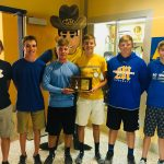 Rider Golf Team WINS WBL