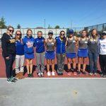 WBL Girls Tennis