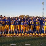 8th Grade Football-WBL Champs