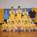 7/8th Boys Basketball Teams