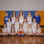 7/8th Girls Basketball Teams