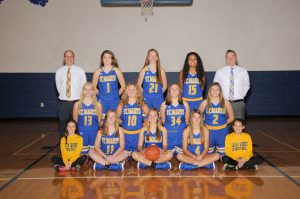 V/JV Girls Basketball Teams