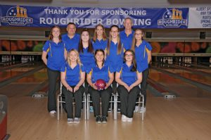 V/JV Girls Bowling Teams