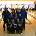 Girls 1st Place @ Pioneer Bowling Classic
