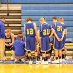 Boys Freshman Basketball beats Allen East 52 – 44