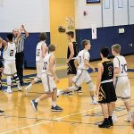 Boys Freshman Basketball beats Sidney 39 – 24