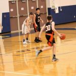 Boys Freshman Basketball falls to Minster 35 – 32