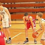 Boys Freshman Basketball beats Wapakoneta 38 – 36