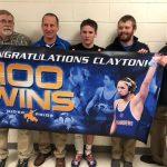 100th Win – Junior Clayton Drummond