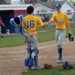 Boys Freshman Baseball beats Crestview 16 – 0