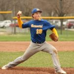 Boys Freshman Baseball falls to Coldwater 14 – 5
